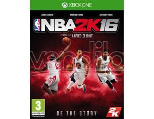 NBA 2K16 SPORTIVO - XBOX ONE