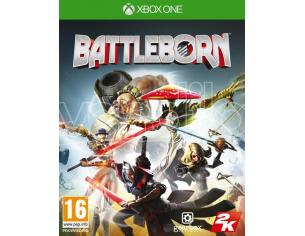 BATTLEBORN D1 EDITION SPARATUTTO - XBOX ONE