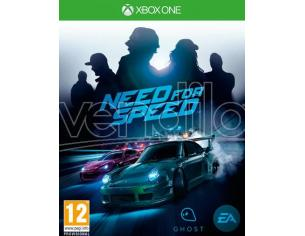 NEED FOR SPEED GUIDA/RACING - XBOX ONE