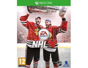 NHL 16 SPORTIVO - XBOX ONE