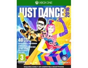 JUST DANCE 2016 SOCIAL GAMES - XBOX ONE