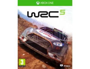WORLD RALLY CHAMPIONSHIP 5 SPORTIVO - XBOX ONE