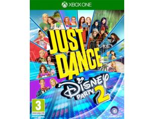 JUST DANCE DISNEY PARTY 2 SOCIAL GAMES - XBOX ONE