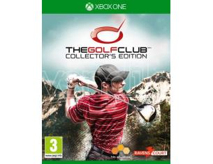 THE GOLF CLUB COLLECTOR'S EDITION SPORTIVO - XBOX ONE