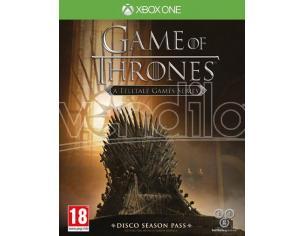 GAME OF THRONES SEASON 1 AVVENTURA - XBOX ONE