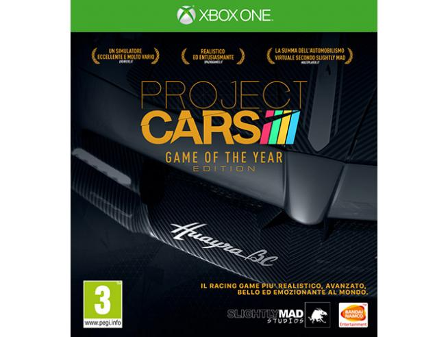 PROJECT CARS GOTY GUIDA/RACING - XBOX ONE