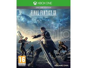 FINAL FANTASY XV DAY 1 EDITION GIOCO DI RUOLO (RPG) - XBOX ONE
