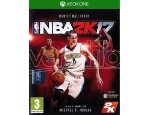 NBA 2K17 SPORTIVO - XBOX ONE