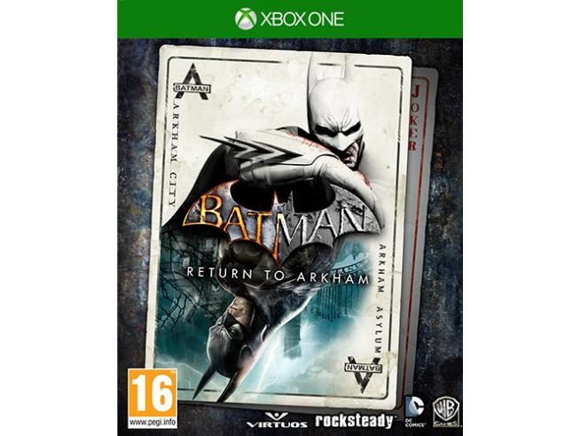 BATMAN: RETURN TO ARKHAM AZIONE AVVENTURA - XBOX ONE