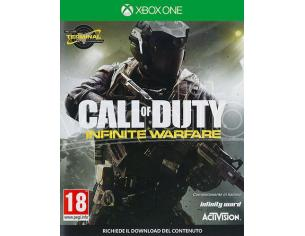 CALL OF DUTY INFINITE WARFARE SPARATUTTO - XBOX ONE