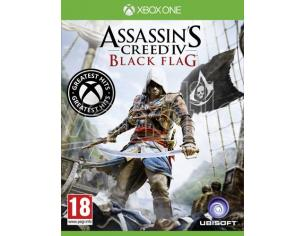 ASSASSIN'S CREED 4 BLACK F. GREATESTHITS AVVENTURA - XBOX ONE