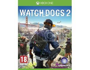 WATCH DOGS 2 AZIONE AVVENTURA - XBOX ONE