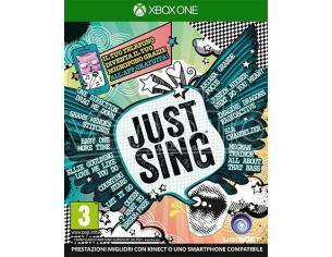 JUST SING MUSICALE - XBOX ONE