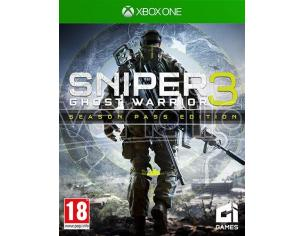 SNIPER GHOST WARRIOR 3 SEASON PASS ED. SPARATUTTO - XBOX ONE