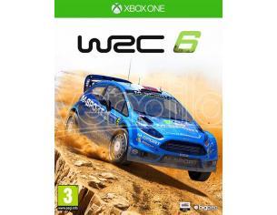 WRC 6 GUIDA/RACING - XBOX ONE