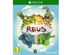 REUS AZIONE AVVENTURA - XBOX ONE