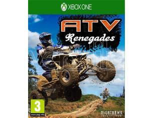 ATV RENEGADES GUIDA/RACING - XBOX ONE