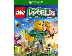 LEGO WORLDS AZIONE - XBOX ONE