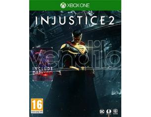 INJUSTICE 2 PICCHIADURO - XBOX ONE