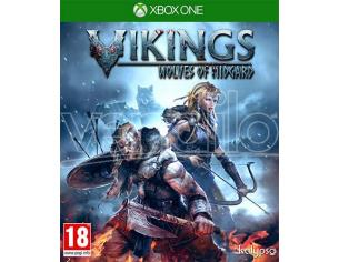VIKINGS - WOLVES OF MIDGARD STRATEGICO XBOX ONE