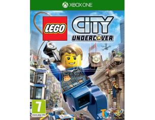 LEGO CITY UNDERCOVER AZIONE AVVENTURA - XBOX ONE