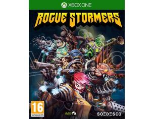 ROGUE STORMERS AZIONE - XBOX ONE