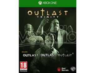OUTLAST TRINITY HORROR - XBOX ONE