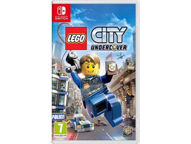 LEGO CITY UNDERCOVER AZIONE AVVENTURA - NINTENDO SWITCH