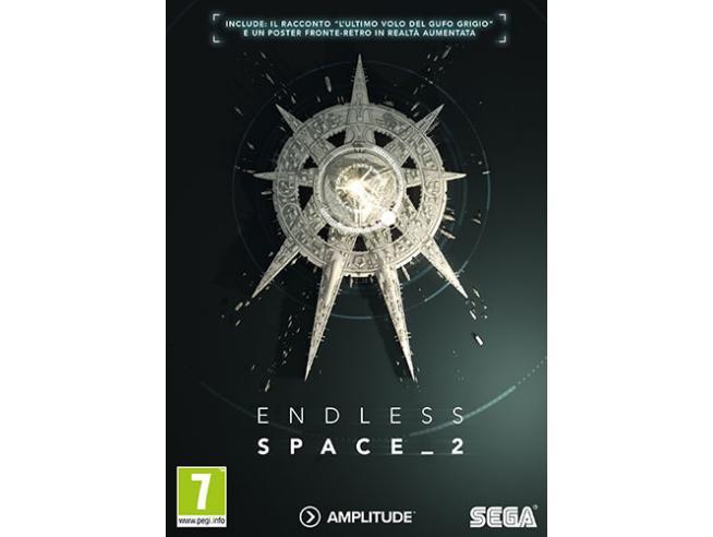 ENDLESS SPACE 2 STRATEGICO - GIOCHI PC