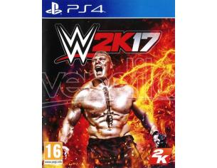 WWE 2K17 SPORTIVO - PLAYSTATION 4