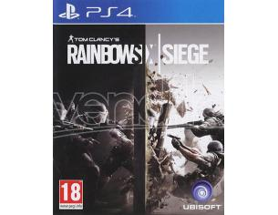 RAINBOW SIX SIEGE SPARATUTTO - PLAYSTATION 4