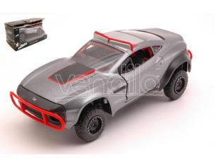 Jada JADA98302 LETTY'S RALLY FIGHTER FAST & FURIOUS SILVERGUN 1:32 Modellino