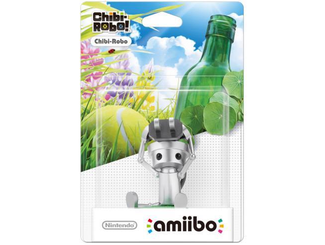 AMIIBO CHIBI-ROBO - TOYS TO LIFE