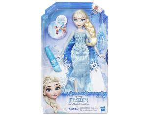 FROZEN MANTELLO CAMBIA COLORE ELSA DISNEY - BAMBOLE E ACCESSORI