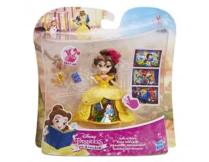DISNEY P.SCOPRI LA STORIA DI BELLE PRINCESS - BAMBOLE E ACCESSORI