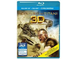 SCONTRO TRA TITANI 3D AZIONE AVVENTURA - BLU-RAY