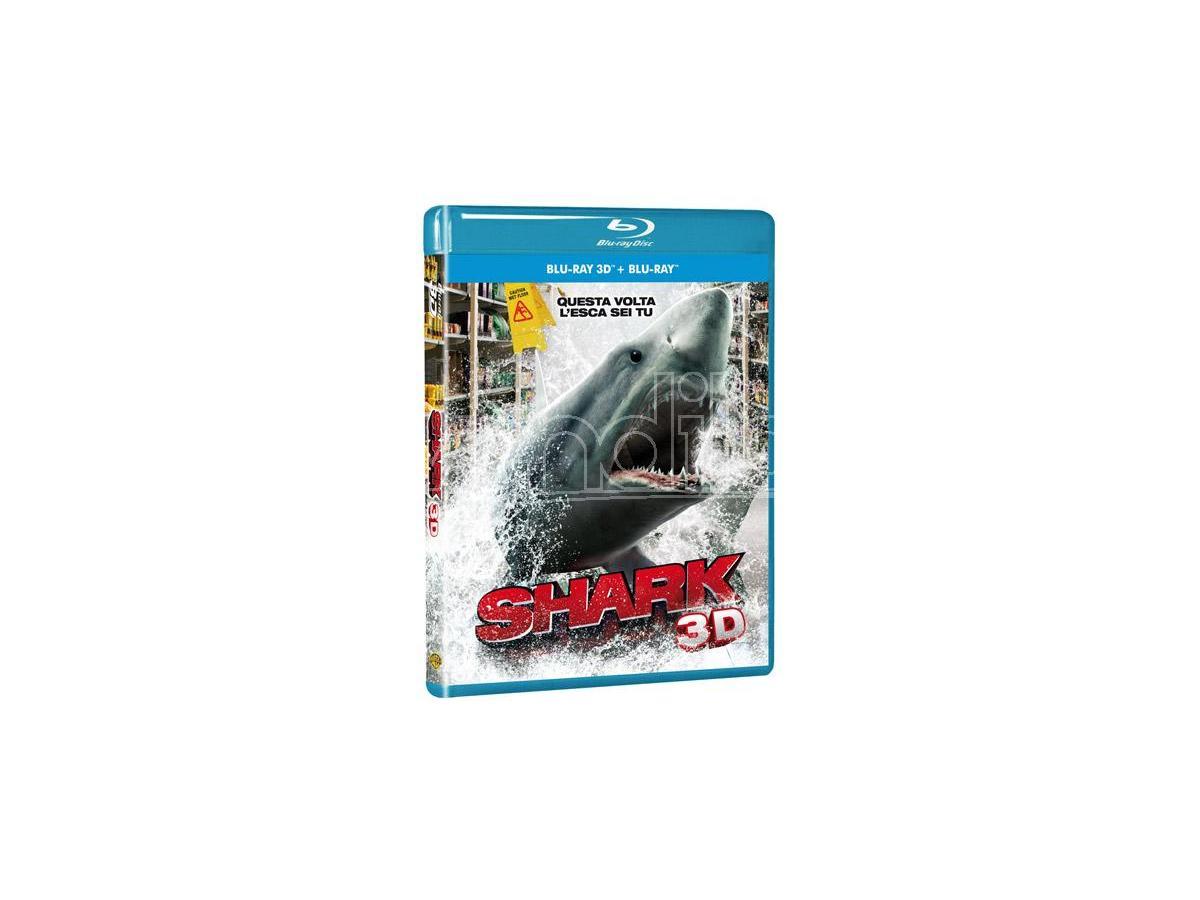 SHARK 3D AZIONE AVVENTURA - BLU-RAY
