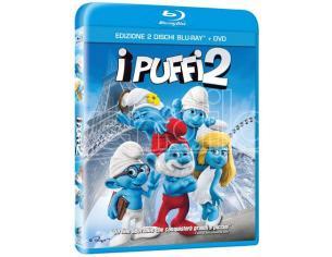 I PUFFI 2 ANIMAZIONE - BLU-RAY