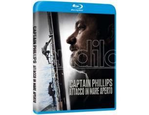 CAPTAIN PHILLIPS-ATTACCO IN MARE APERTO AZIONE - BLU-RAY