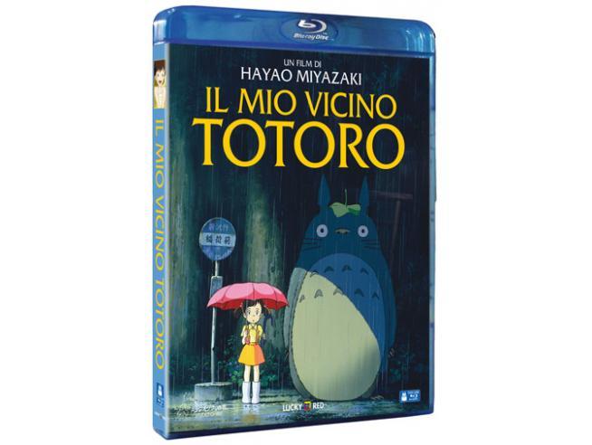 IL MIO VICINO TOTORO ANIMAZIONE - BLU-RAY