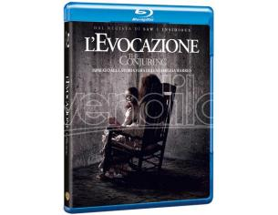 L'EVOCAZIONE - THE CONJURING HORROR BLU-RAY