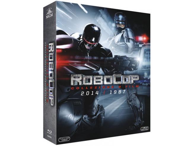 ROBOCOP DUOPACK (1987 + 2014) AZIONE AVVENTURA - BLU-RAY