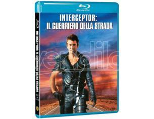 INTERCEPTOR - IL GUERRIERO DELLA STRADA AZIONE AVVENTURA BLU-RAY