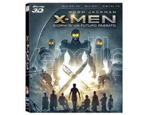 X-MEN: GIORNI DI UN FUTURO PASSATO 3D AZIONE - BLU-RAY