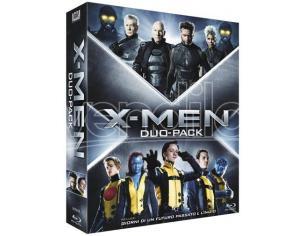 X-MEN: L'ININZIO + GIORNI FUTURO PASSATO AZIONE - BLU-RAY