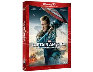 CAPTAIN AMERICA: THE WINTER SOLDIER 3D AZIONE AVVENTURA - BLU-RAY