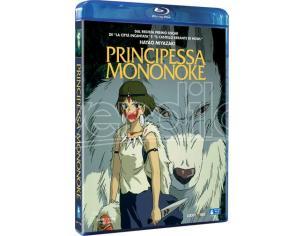 PRINCIPESSA MONONOKE ANIMAZIONE - BLU-RAY