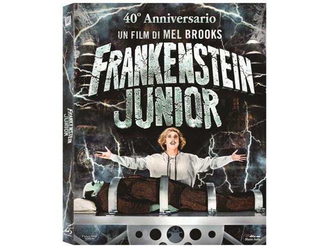 FRANKENSTEIN JUNIOR 40TH ANNIVERSARY ED. COMMEDIA - BLU-RAY
