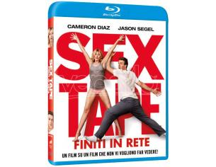 SEX TAPE - FINITI IN RETE COMMEDIA BLU-RAY