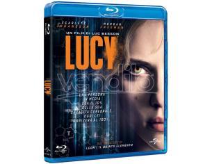 LUCY AZIONE AVVENTURA - BLU-RAY